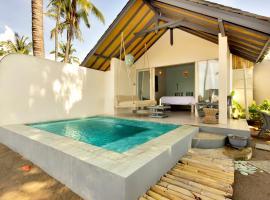 Lilin Lovina Beach Hotel, Ловина (рядом с городом Labuanhaji)