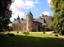 Chateau de Flottemanville, Flottemanville (рядом с городом Le Ham)