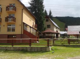 Casa Andreea-Maria, Vartop