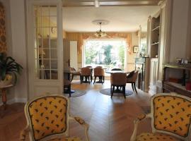 Villa Blanc Marine, Бурбур (рядом с городом Saint-Folquin)