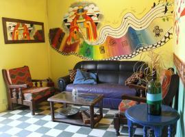 Apapacho Hostel