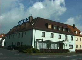 Hotel-Restaurant Astoria, Bergrheinfeld