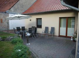 Ferienhaus Thurbruchblick, Katschow