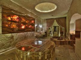 Oread Cave Suites, Urgup