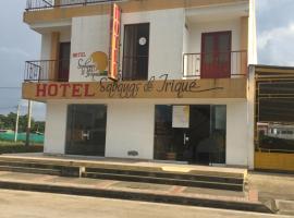 Hotel Sabanas De Irique, Granada