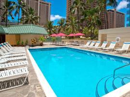 Ramada Plaza by Wyndham Waikiki, Honolulu