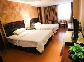 Lantian Hotel, Wuzhou (He'erkou yakınında)