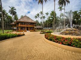 Maaha Beach Resort, Anochi