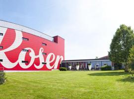 Rosenberger Motor-Hotel Ansfelden, Ansfelden (Sankt Marien yakınında)