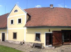 Karakter 2, Vernéřovice (Mezimesti yakınında)