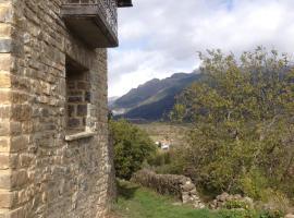 Casa Lacasta, Arguisal