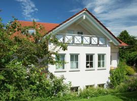 Apartment Panorama, Wilhelmsdorf (Fleischwangen yakınında)