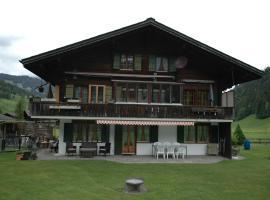 Salvisberg 2, Lenk (Oberried yakınında)