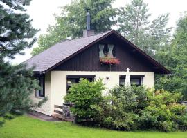 Holiday home Am Wald 1, Winterstein (Fischbach yakınında)