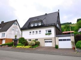 Apartment Haus Helga 1, Bestwig
