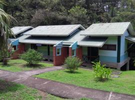 La Selva Biological Station, Sarapiquí (Tigre yakınında)