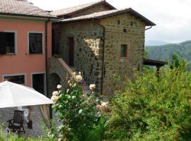 Casa Argilla 6, Mulazzo (Gavedo yakınında)