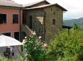 Casa Argilla 6, Mulazzo (Villafranca in Lunigiana yakınında)
