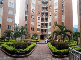 Apartamento Amoblado con Piscina, Ibagué (Ventaquemada yakınında)