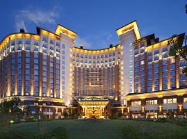 Wanda Realm Resort Nanchang, Nanchang (Dongxin yakınında)