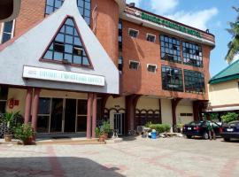 Divine Fountain Hotel Ajao Estate