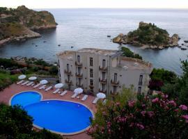 Hotel Isola Bella, Taormina