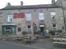 The Foresters Arms, Grassington
