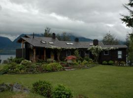 Casa Ensenada de Illahuapi, Lago Ranco, Lago Ranco (Riñinahue yakınında)