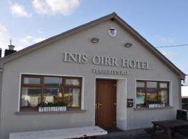 Inisheer Hotel (Óstán Inis Oírr), Inisheer