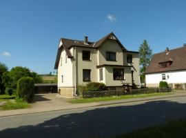 Im Südharz, Bad Sachsa (Walkenried yakınında)