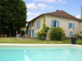 Maison De Vacances - Lusignac, Bouteilles-Saint-Sébastien (рядом с городом Bertric-Burée)