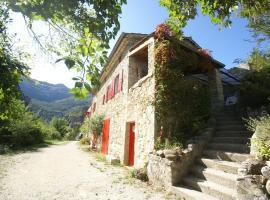 Maison De Vacances - Cornillon-Sur-L Oule, Cornillon-sur-l'Oule (рядом с городом La Charce)