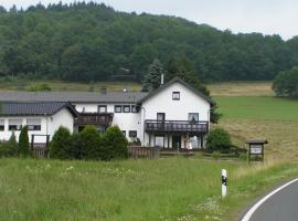 Pension Haus Liesertal, Üdersdorf (Weiersbach yakınında)