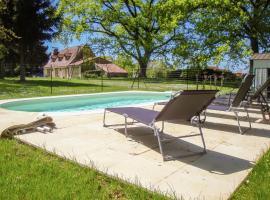 Holiday home Gite de la Fermette, Magnac-Laval (рядом с городом Le Dorat)