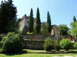 Antica Dimora, Montauto (Strove yakınında)