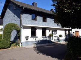 Holiday home Haus Päsch, Butgenbach (Nidrum yakınında)