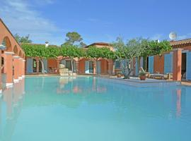 Holiday Home Les 5 Etoiles