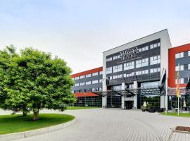 Novina Hotel Herzogenaurach Herzo-Base, Herzogenaurach (Falkendorf yakınında)