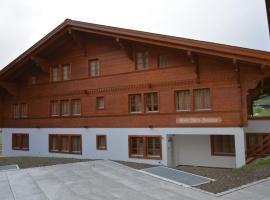 Apartment Marie-Françoise (2. Stock), Gstaad (Schönried yakınında)
