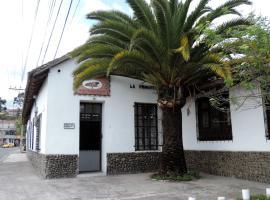 Hotel La Primavera, Riobamba (Sicalpa yakınında)