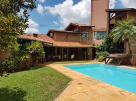 Casa Com Piscina Unicamp, Campinas (Tanquinho yakınında)