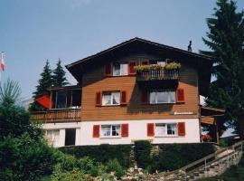 Apartment Sonnenboden, Engelberg (Grafenort yakınında)