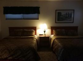 Cedar Lodge, Dunsmuir (in de buurt van Delta)