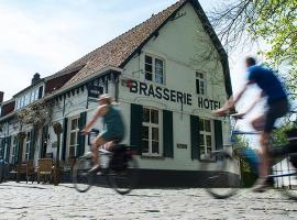 Hotel In't Boldershof, Deurle (Sint-Martens-Latem yakınında)