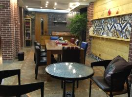 Holy Sea Star Villa Guesthouse, 저우산