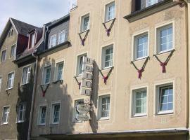 Hotel Schmidt, Selb (Grünhaid yakınında)