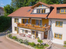 Pension Meierhofer, Tiefenbach (Heinrichskirchen yakınında)