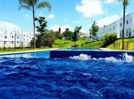 Casa en Tequesquitengo, Morelos-México  Disfruta, vive
