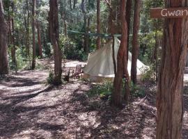 Elebanah Luxury Camping, Avoca Beach (Kincumber yakınında)