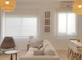 Apartamento de Diseño. Para Cuatro Personas